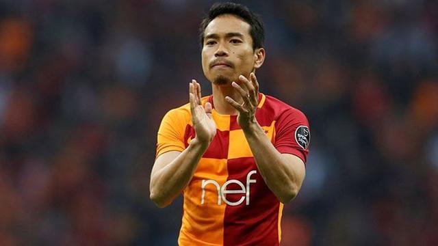 Galatasaray Nagatomo'yu bitiriyor !