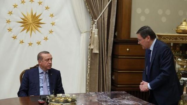 Erdoğan'dan sonra hazırlanan AK Partili kim ?