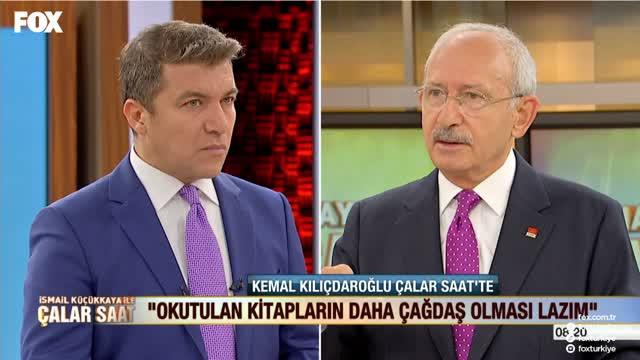 Kılıçdaroğlu: ''Öğrencilere burs versinler, davadan vazgeçeceğim''