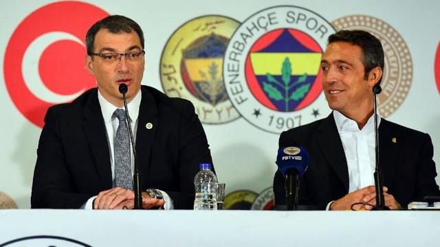 Damien Comolli Fenerbahçe'ye imza attı !