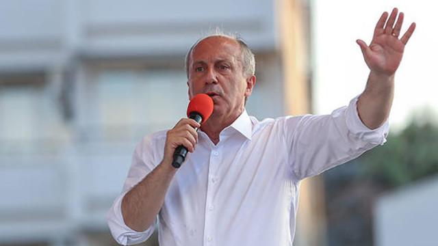 İnce'den Erdoğan'a: Siyaseti bırakarım ama bir şartla...