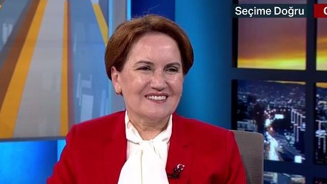 Meral Akşener: CHP'nin adayı 2. tura kalırsa...