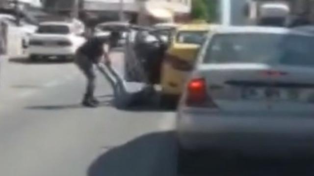 Kadına dehşeti yaşatan taksici için istenen ceza belli oldu