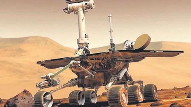 Mars'taki keşif aracı Opportunity'i fırtına mı yuttu ?