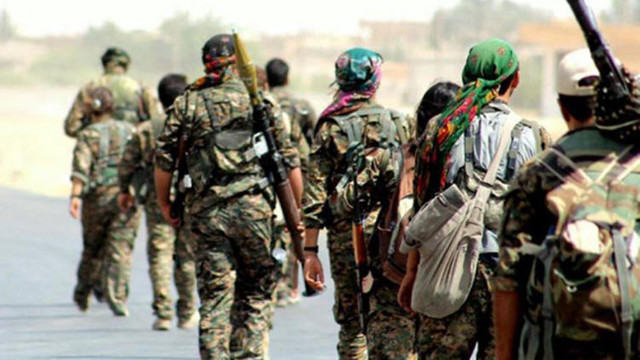 İngiliz basını yazdı ! YPG ve DEAŞ'tan kirli anlaşma