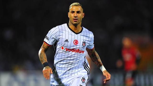 Beşiktaş'a Querasma piyangosu