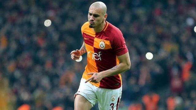 Maicon'dan Galatasaray taraftarına mesaj