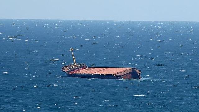 Türk gemisini batmaktan kurtardılar !
