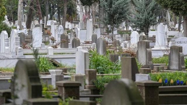 İstanbul'da ölüye de huzur yok ! Ölenin yatacak yeri yok...