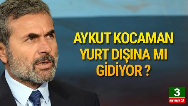 Aykut Kocaman'ın morali bozuk !