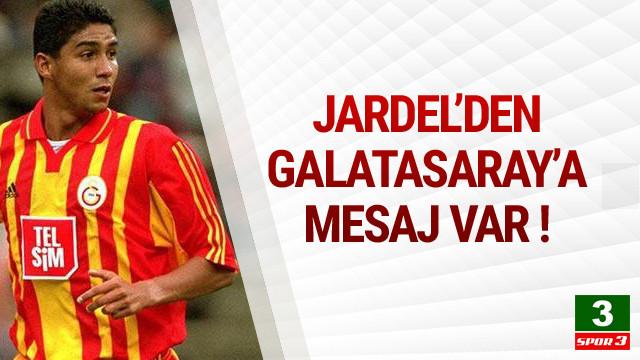 Jardel'den Galatasaray'a mesaj !