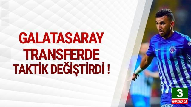Galatasaray Trezeguet için plan değiştirdi