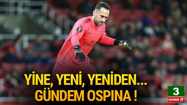 Fenerbahçe'de gündem Ospina !
