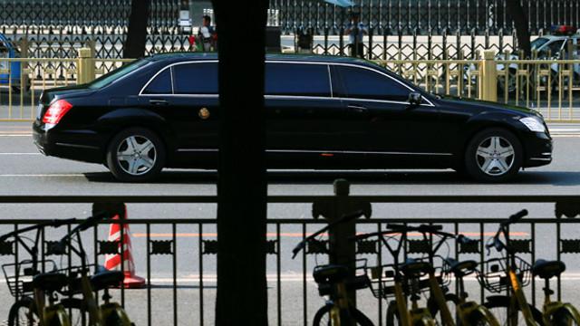 Kuzey Kore lideri Pekin'de