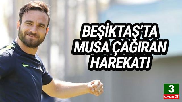 Beşiktaş, Musa Çağıran için girişimlerini hızlandırdı