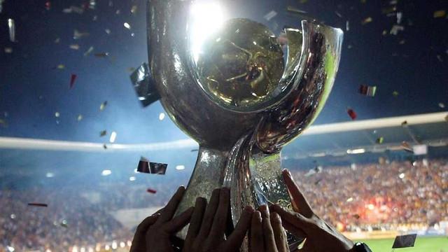 Süper Kupa maçının tarihi belli oldu !