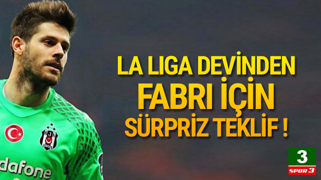 Valencia'dan Fabri'ye  8,5 milyon Euro'luk teklif