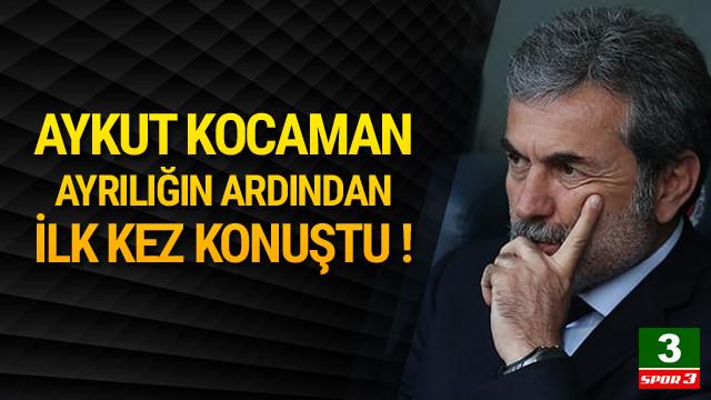 Aykut Kocaman'dan ayrılık sonrası açık açıklama