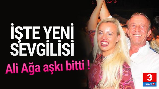 İşte Ali Ağaoğlu'ndan ayrılan Duygu Su Gülpınar'ın yeni sevgilisi