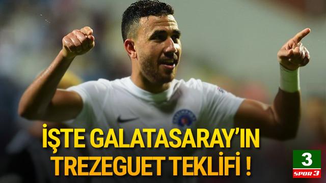 İşte Galatasaray'ın Trezeguet teklifi !