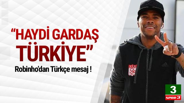 Sivasspor'un yıldızlarından EURO 2024 mesajı !