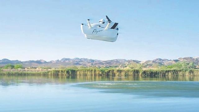 Google ''uçan araç'' üreteye hazırlanıyor !