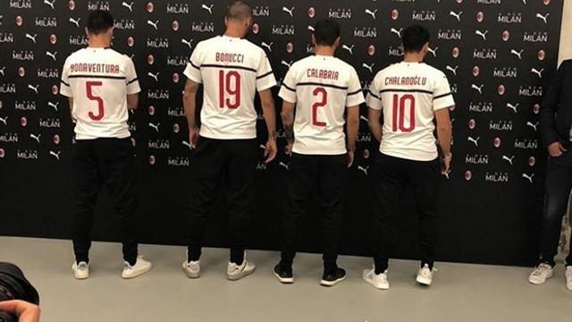 Milan'dan skandal 'Çalhanoğlu' hatası !