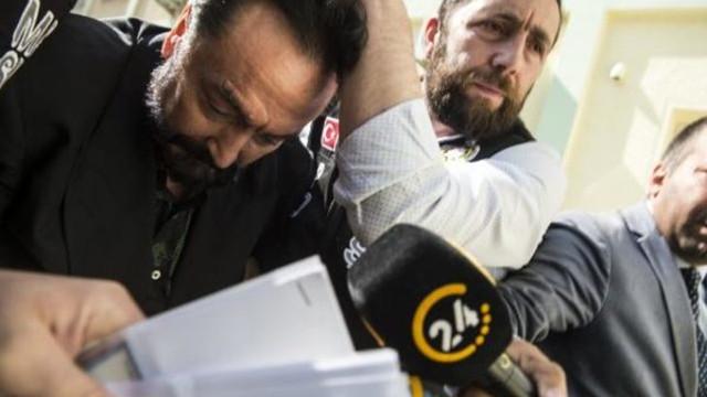 Adnan Oktar'la ilgili bomba iddia: 'Tutuklanamaz, çünkü...''