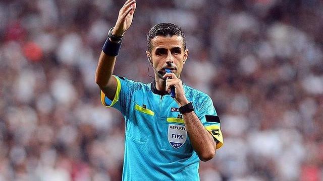 Mete Kalkavan'a UEFA'dan görev !