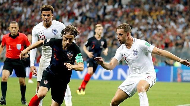 Hırvatistan Dünya Kupası'nda finale yükseldi