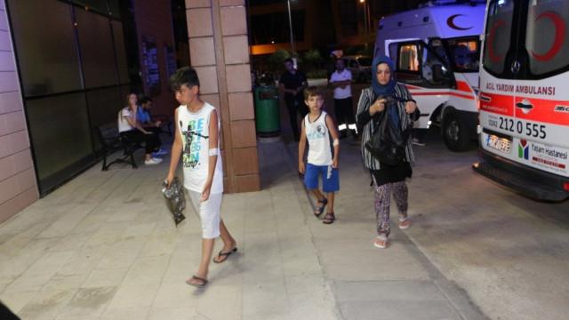 Alanya'da otelde skandal: 72 kişi hastanelik oldu