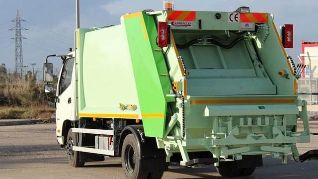 İstanbul'da çöp kamyonunda eşcinsel ilişki şoku