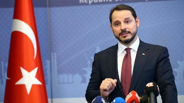 Hazine ve Maliye Bakanı'ndan enflasyon açıklaması