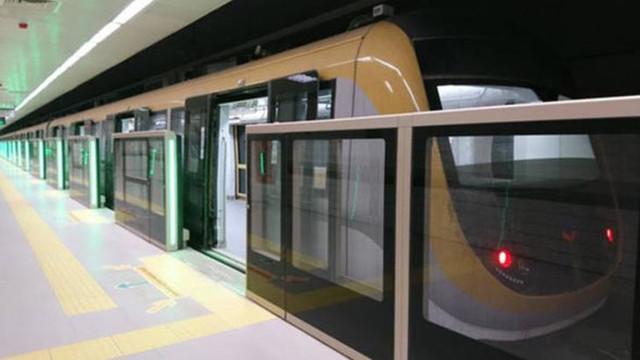 Üsküdar-Ümraniye-Çekmeköy Metro Hattı seferleri durdu