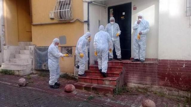 Gayrimenkul zengini kadın çöp evde ölü bulundu