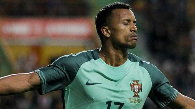 Luis Nani Sporting Lizbon'da