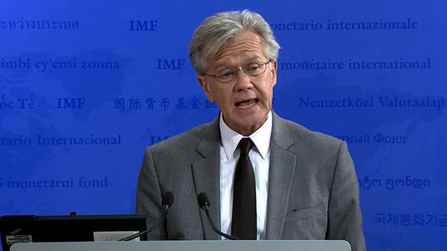 IMF'den yeni hükümet hakkında ilk açıklama
