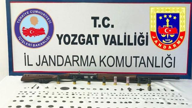 Yozgat'ta ele geçirildi... Tam 203 adet !