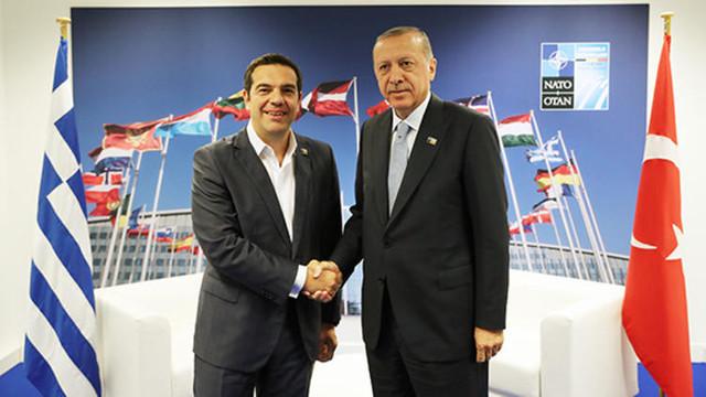 Erdoğan ile görüşen Çipras'tan açıklama: Kolay değildi