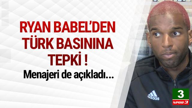 Babel Beşiktaş'ta kalıyor !