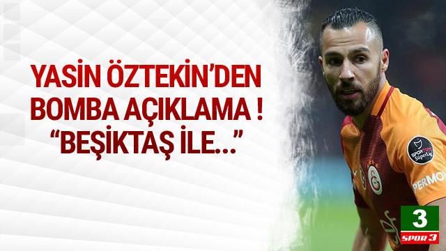 Yasin Öztekin'den Beşiktaş açıklaması !