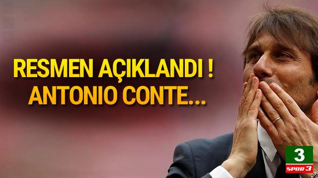 Chelsea ile Conte'nin yolları ayrıldı !