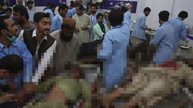 Saldırıyı o örgüt üslendi: En az 75 ölü
