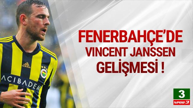 Fenerbahçe Janssen'i yeniden kiralıyor !