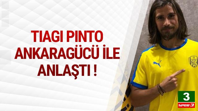 Tiago Pinto Ankaragücü'nde