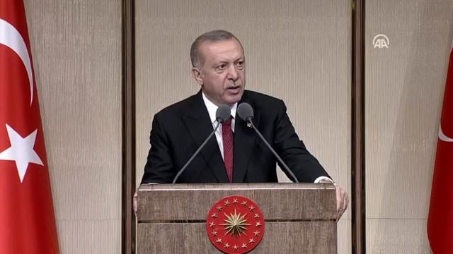 Erdoğan: FETÖ'nün arkasından gelenler bitmez