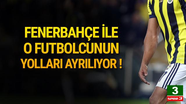 Nabil Dirar Fenerbahçe'den ayrılıyor !