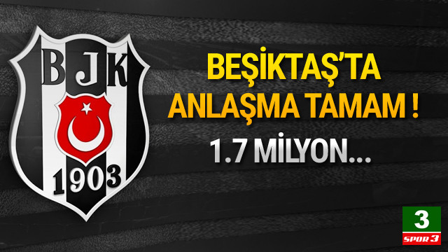 Beşiktaş Umut Nayir ile anlaştı