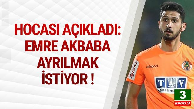 Mesut Bakkal'dan Emre Akbaba açıklaması