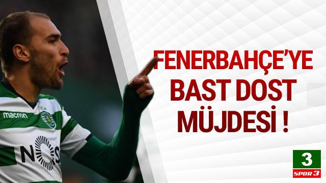 Fenerbahçe'ye müjde ! Bas Dost ayrılıyor...
